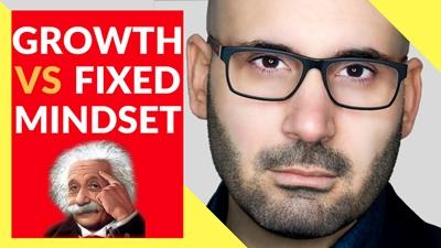 Growth Mindset VS Fixed Mindset.