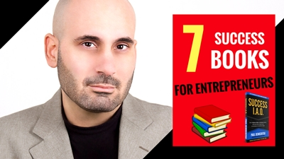 The 7 Books Every Entrepreneur MUST Read.