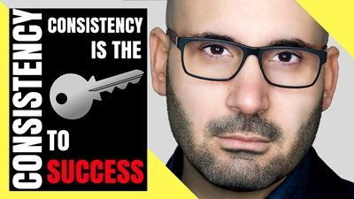Is consistency the key to success?