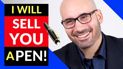 How To Sell A Pen – Sell Me This Pen.