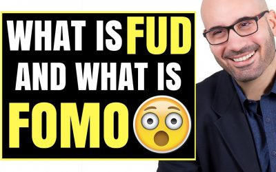 What is FUD and what is FOMO