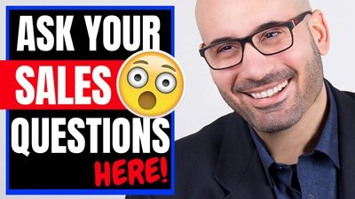 Answering Your Sales Questions 2018