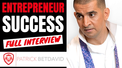 Importance Of Entrepreneurship and Success With Patrick Bet David
