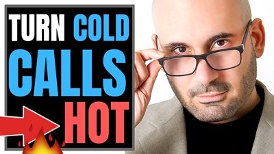 How to Turn Cold Calls Into Hot Leads to Raise Your Sales.
