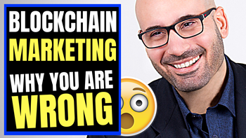 Who are 3 people who are crushing it in blockchain marketing right now?