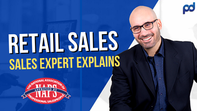 HOW TO CONVINCE PEOPLE TO BUY IN RETAIL (Sales Expert Explains).