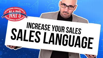 CRUSH Sales with SALES LANGUAGE on the Phone & INCREASE SALES 668%